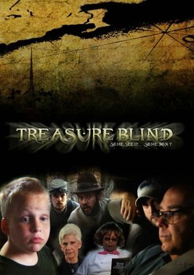 Treasure Blind movie poster (2008) poster MOV_08e6eb13