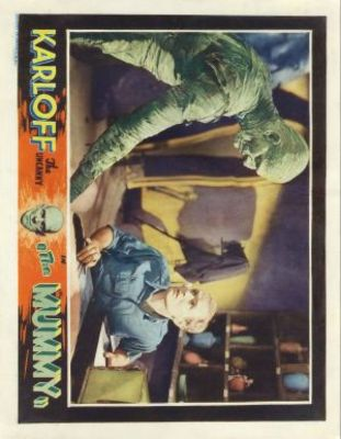 The Mummy movie poster (1932) poster MOV_08ecbaa9