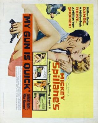 My Gun Is Quick movie poster (1957) poster MOV_08f4f821