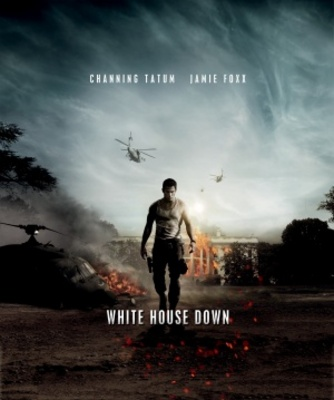 White House Down movie poster (2013) poster MOV_08f700c4