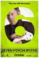 Seven Psychopaths movie poster (2012) picture MOV_08ffe4b1