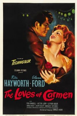 The Loves of Carmen movie poster (1948) poster MOV_0903d538