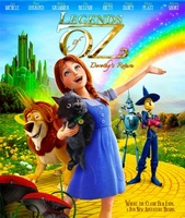 Legends of Oz: Dorothy's Return movie poster (2014) picture MOV_09098467