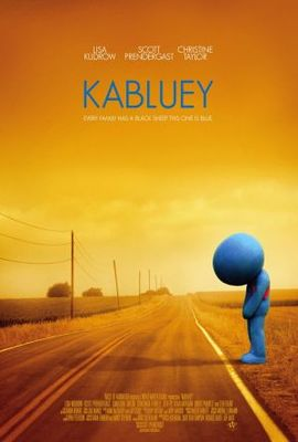 Kabluey movie poster (2007) poster MOV_0913107f