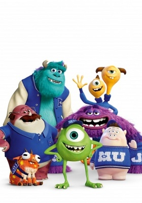 Monsters University movie poster (2013) poster MOV_09134711