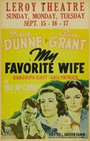 My Favorite Wife movie poster (1940) picture MOV_0914e0c8