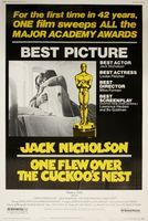 One Flew Over the Cuckoo's Nest movie poster (1975) picture MOV_091c4e1b