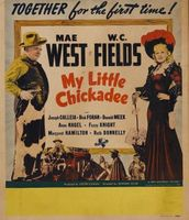 My Little Chickadee movie poster (1940) picture MOV_0926013a