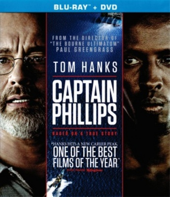 Captain Phillips movie poster (2013) poster MOV_092871ff