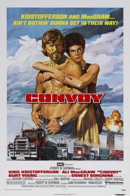 Convoy movie poster (1978) poster MOV_092c14ac