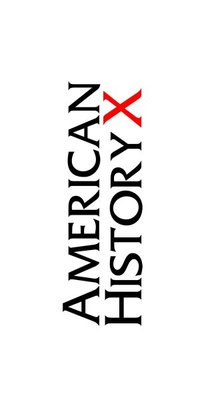 American History X movie poster (1998) poster MOV_0930115b