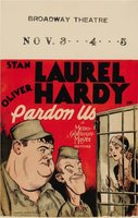 Pardon Us movie poster (1931) picture MOV_093569cd