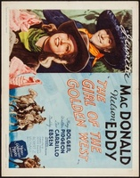 The Girl of the Golden West movie poster (1938) picture MOV_093a2444