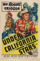 Under California Stars movie poster (1948) picture MOV_093f7ab4