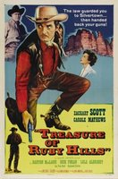 Treasure of Ruby Hills movie poster (1955) picture MOV_0941a9b3