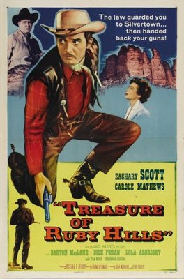 Treasure of Ruby Hills movie poster (1955) poster MOV_0941a9b3