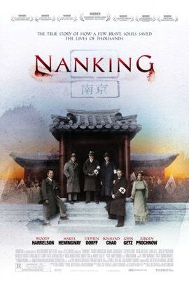 Nanking movie poster (2007) poster MOV_09423fa3