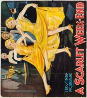 A Scarlet Week-End movie poster (1932) picture MOV_0942aea0