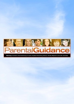 Parental Guidance movie poster (2012) poster MOV_0950bf95
