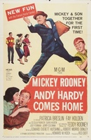 Andy Hardy Comes Home movie poster (1958) picture MOV_09567ed6