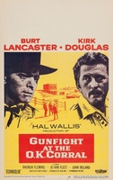 Gunfight at the O.K. Corral movie poster (1957) picture MOV_095cdefb