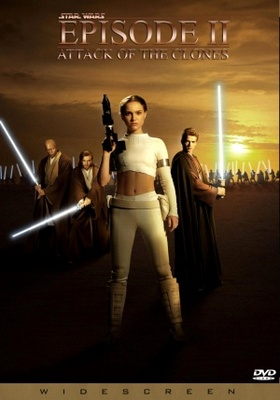 Star Wars: Episode II - Attack of the Clones movie poster (2002) poster MOV_095e0d50