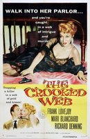 The Crooked Web movie poster (1955) picture MOV_095ec15f