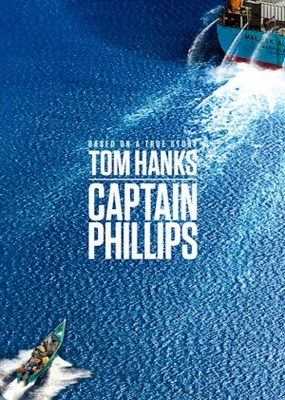 Captain Phillips movie poster (2013) poster MOV_0966a23f