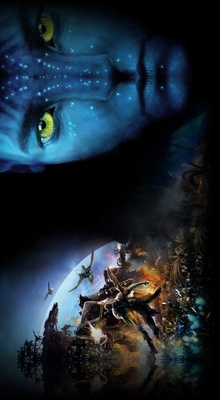 Avatar movie poster (2009) poster MOV_0975bf77