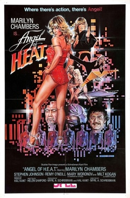 Angel of H.E.A.T. movie poster (1983) poster MOV_0980795f