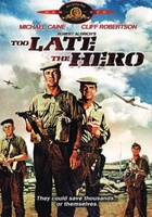 Too Late the Hero movie poster (1970) picture MOV_09861069