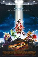 Muppets From Space movie poster (1999) picture MOV_098decd4