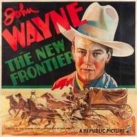 The New Frontier movie poster (1935) picture MOV_0990e499