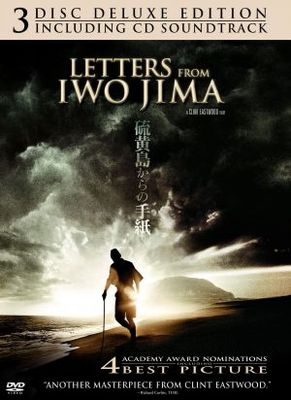 Letters from Iwo Jima movie poster (2006) poster MOV_099ce481