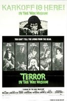 Terror in the Wax Museum movie poster (1973) picture MOV_099eb6df