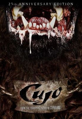 Cujo movie poster (1983) poster MOV_099eeb28