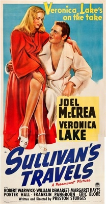 Sullivan's Travels movie poster (1941) poster MOV_09a38cff