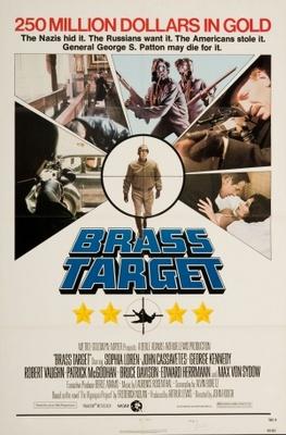 Brass Target movie poster (1978) poster MOV_09a5de4a