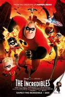 The Incredibles movie poster (2004) picture MOV_09a9c903