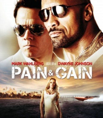 Pain and Gain movie poster (2013) poster MOV_09ae0cc1