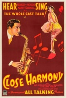 Close Harmony movie poster (1929) picture MOV_09b78132