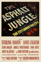 The Asphalt Jungle movie poster (1950) picture MOV_09baecb8