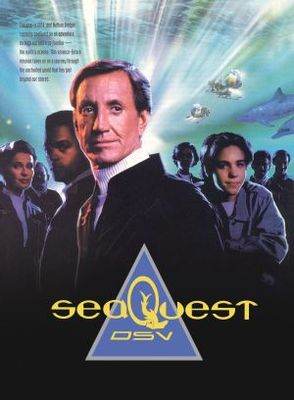 SeaQuest DSV movie poster (1993) poster MOV_09bb9aed