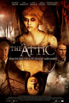 The Attic movie poster (2008) poster MOV_09bd3e61