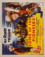Sons of the Pioneers movie poster (1942) picture MOV_09bfab07