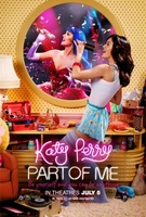 Katy Perry: Part of Me movie poster (2012) picture MOV_09c079c5