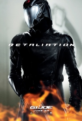 G.I. Joe 2: Retaliation movie poster (2012) poster MOV_09c2e5e5