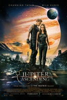Jupiter Ascending movie poster (2014) picture MOV_09c99231