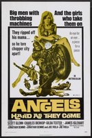 Angels Hard as They Come movie poster (1971) picture MOV_09ce7349