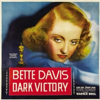 Dark Victory movie poster (1939) picture MOV_09cede9f
